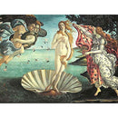 Sea Shell Goddess Birth Venus Botticelli Art Print Poster