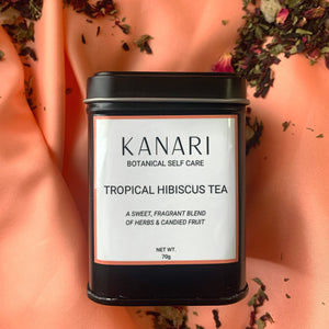 Tropical Hibiscus Tea