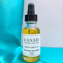 Load image into Gallery viewer, Serenity Beauty Oil (1 oz)