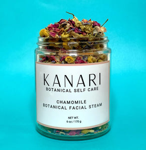 Chamomile Botanical Facial Steam