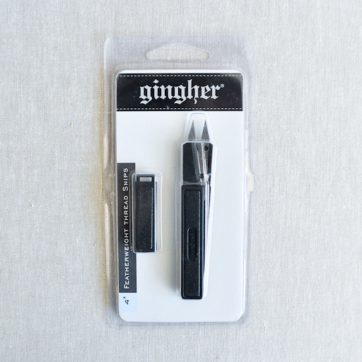 "Gingher : 4"" Featherweight Thread Clipper"