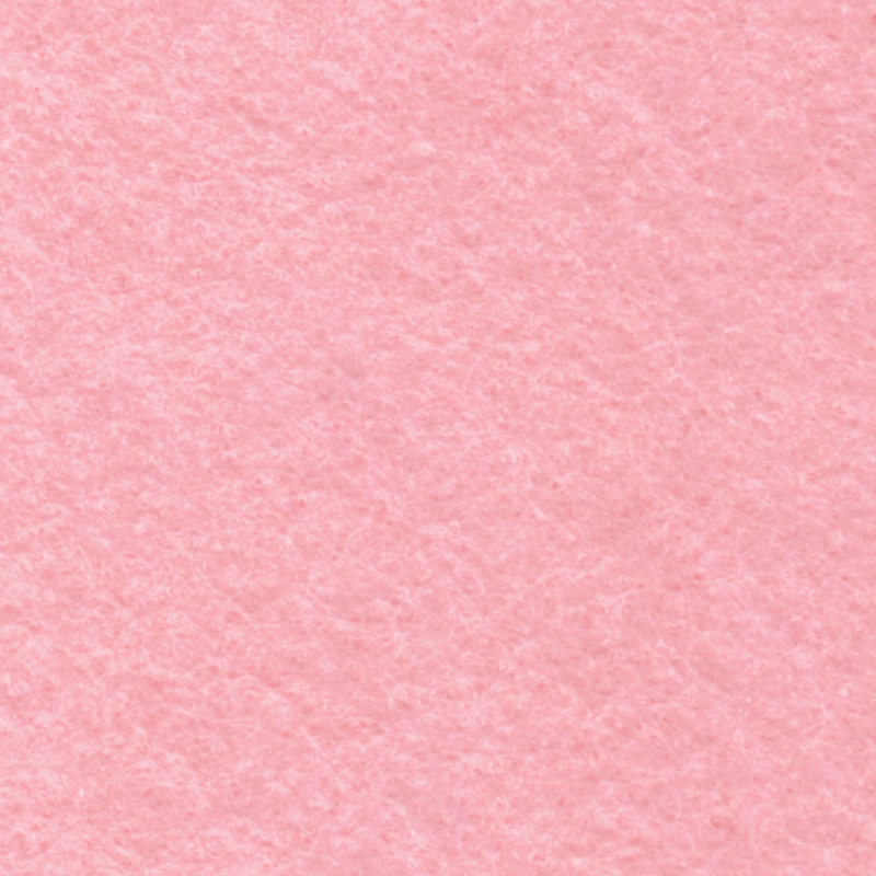 Wool Felt : By The Metre : Pink