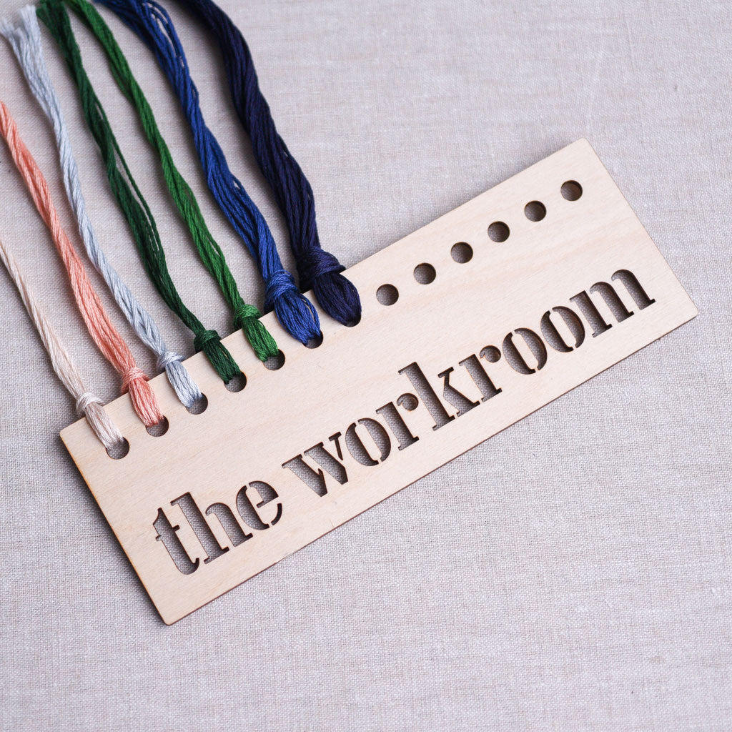 the workroom : Thread Keep