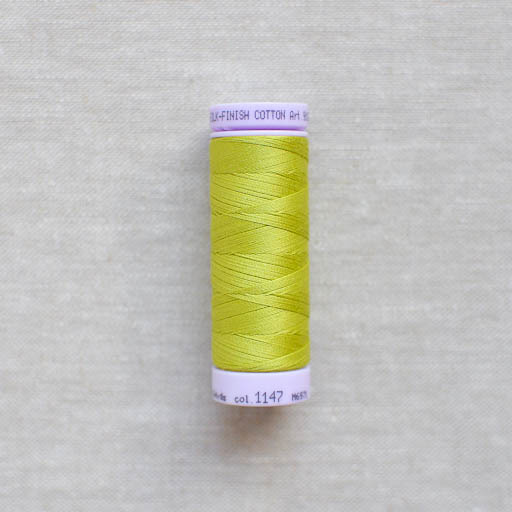 Mettler : Silk-Finish Cotton Thread : Tamarack : 150m
