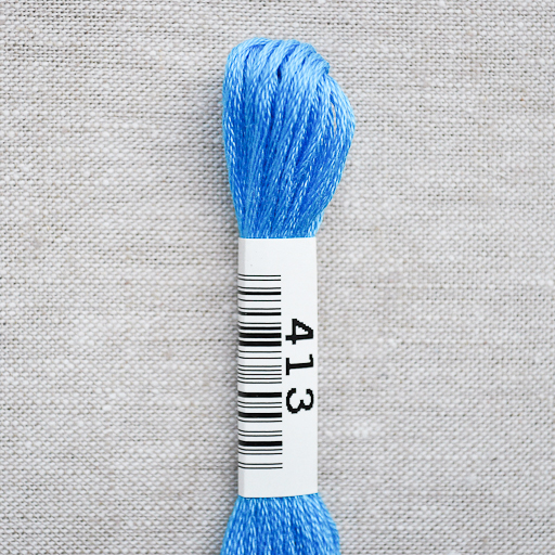 Cosmo : Cotton Embroidery Floss : 413