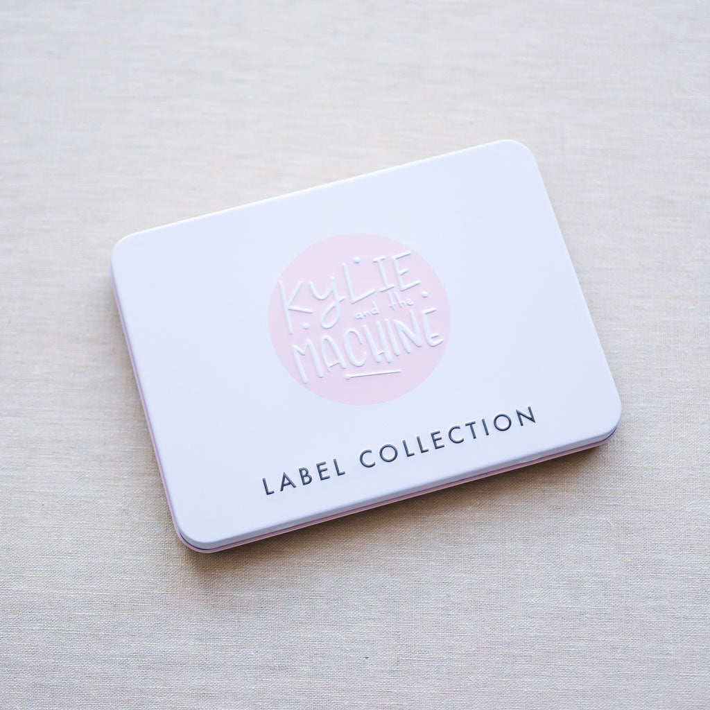 Kylie And The Machine : Label Collector's Tin