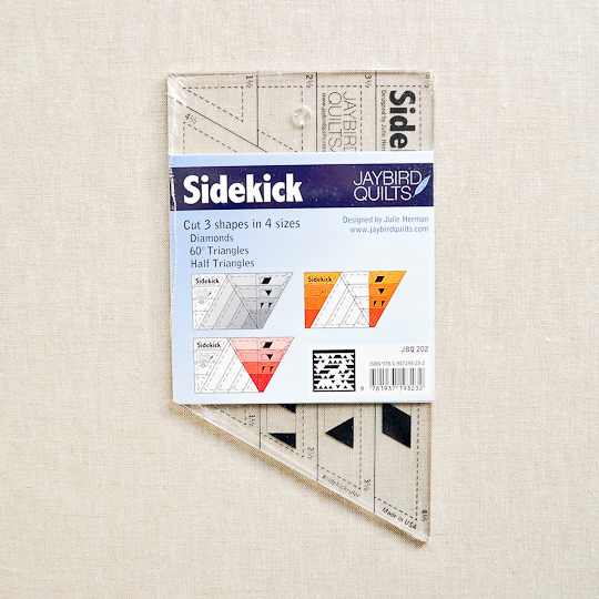 Jaybird Quilts : Sidekick Ruler