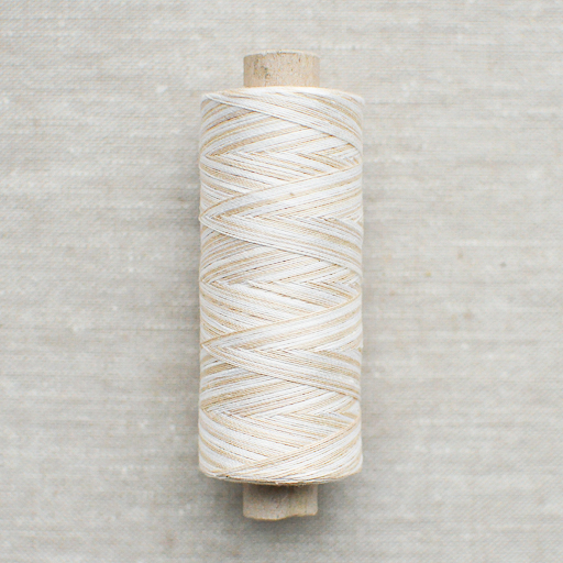 Valdani Spool : M49 - Subtle Elegance : Variegated Cotton Thread : 50wt : 500m