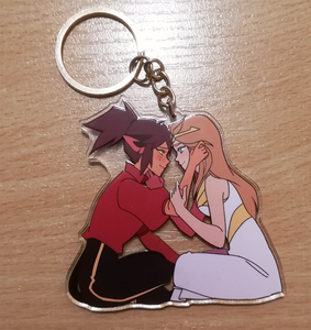Catradora Charm: In Love