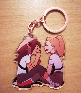 Catradora Charm: In The Horde