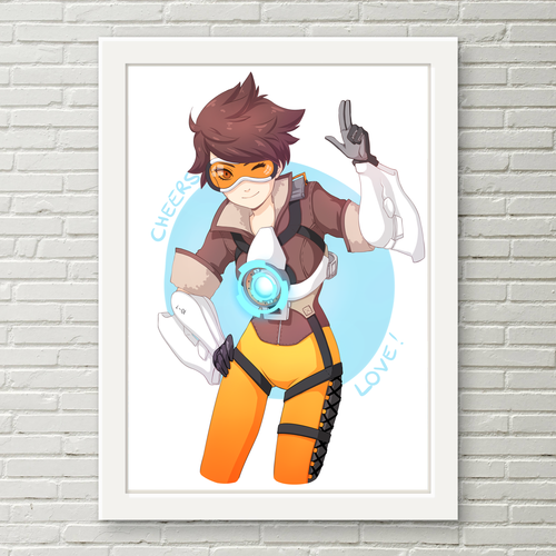 Tracer Print