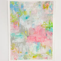 "Candy Colors No. 3  <br>30"" x 22"""
