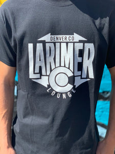 Larimer Lounge Short Sleeve T-shirt