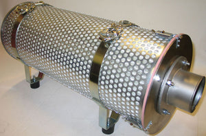 Diesel exhaust filter HT5