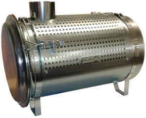 Diesel exhaust filter HT35