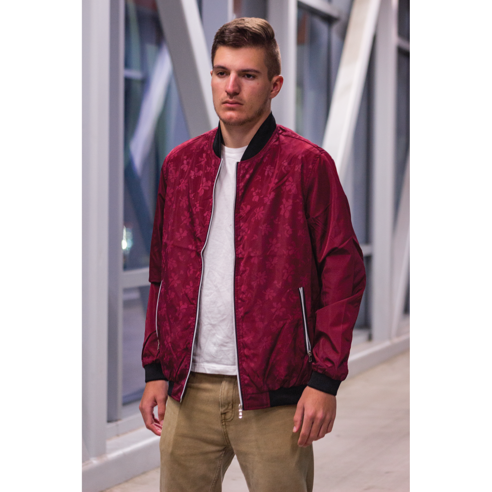 Floral Jacket-Jackets-Mon Stop Shop