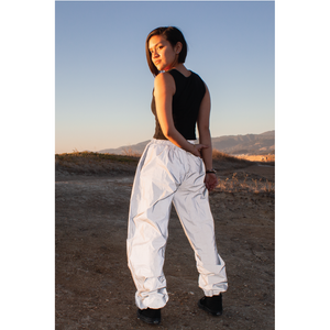 Women's Reflective Joggers-Pants-Mon Stop Shop