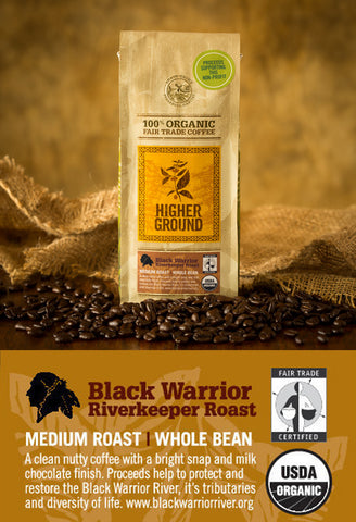 Black Warrior Riverkeeper Blend