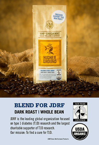 Juvenile Diabetes Research Foundation Blend