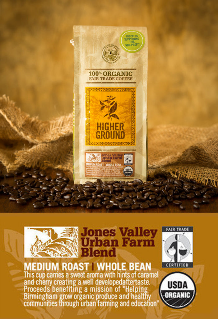 Jones Valley Urban Farm Blend
