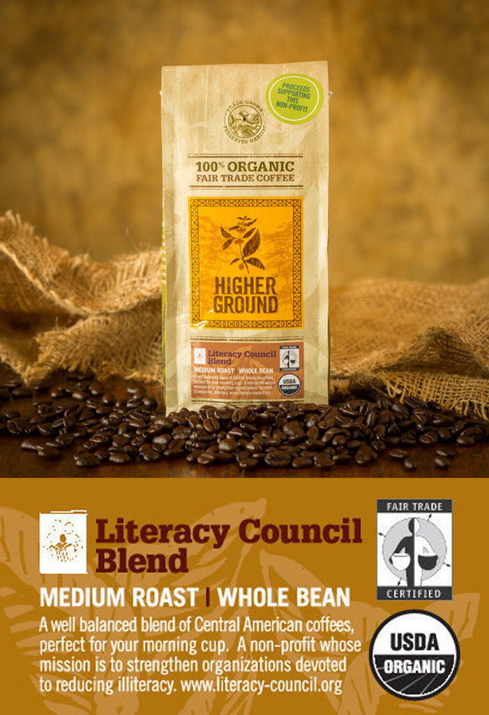 Literacy Council Blend