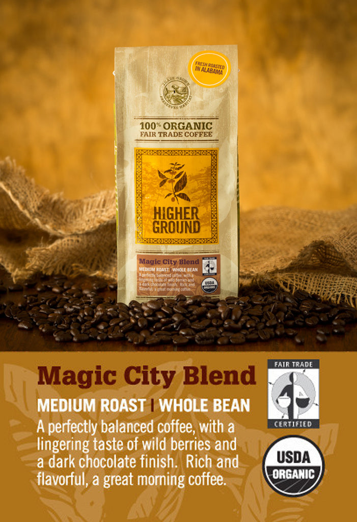 Magic City Blend