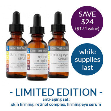 Limited Edition Anti-Aging Set