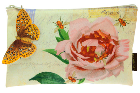 Bee Blossom Cosmetic Bag