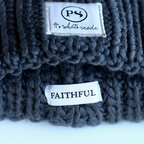 Pretty Simple - Message Beanie