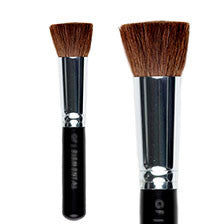 Flat Bronzer Brush