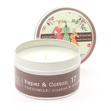 Paper & Cotton No. 17 - Candle