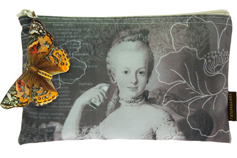 Marie Cherie Cosmetic Bag