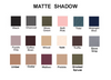 Matte Shadow Color Chart