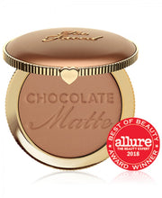 Load image into Gallery viewer, Too Faced Chocolate Soleil Matte Bronzer Full SIZE