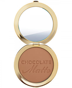 Too Faced Chocolate Soleil Matte Bronzer Full SIZE