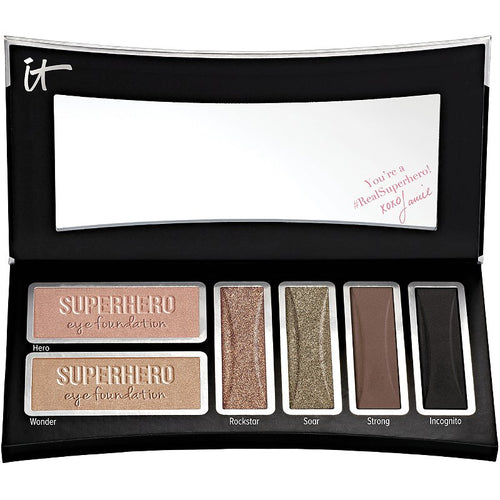 It Cosmetics Superhero By Night Eye shadow Palette