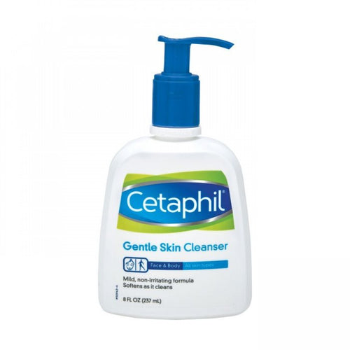 CETAPHIL Gentle Skin Cleanser 8 0z