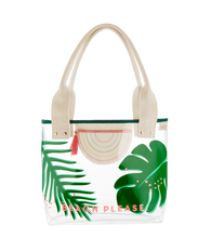 Load image into Gallery viewer, Benefit Cosmetics Beach Please Tote Bag