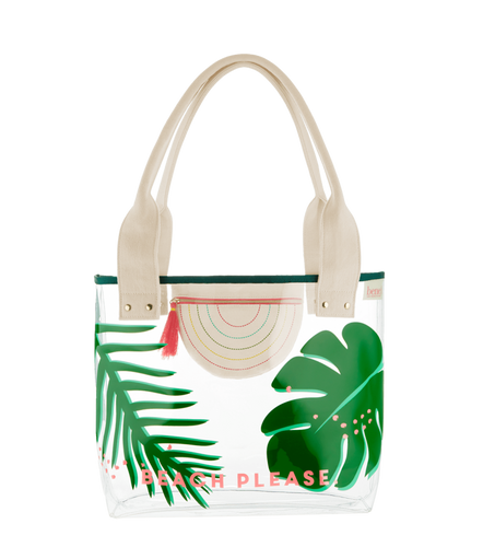Benefit Cosmetics Beach Please Tote Bag