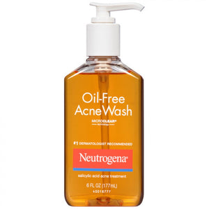 Neutrogena Oil-Free Acne Wash 269 ml