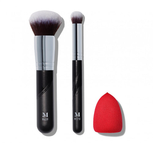 Morphe Fluidity Brush And Sponge Trio