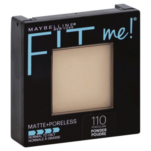 Maybelline Fit Me Matte + Poreless Powder 110 Porcelain