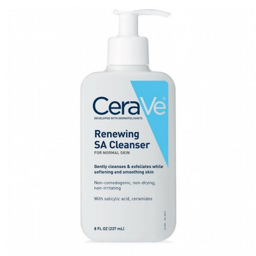 CeraVe Renewing SA Cleanser For Normal Skin 237 ml