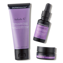 Load image into Gallery viewer, DERMADOCTOR Kakadu C Vitamin C Brightening Kit