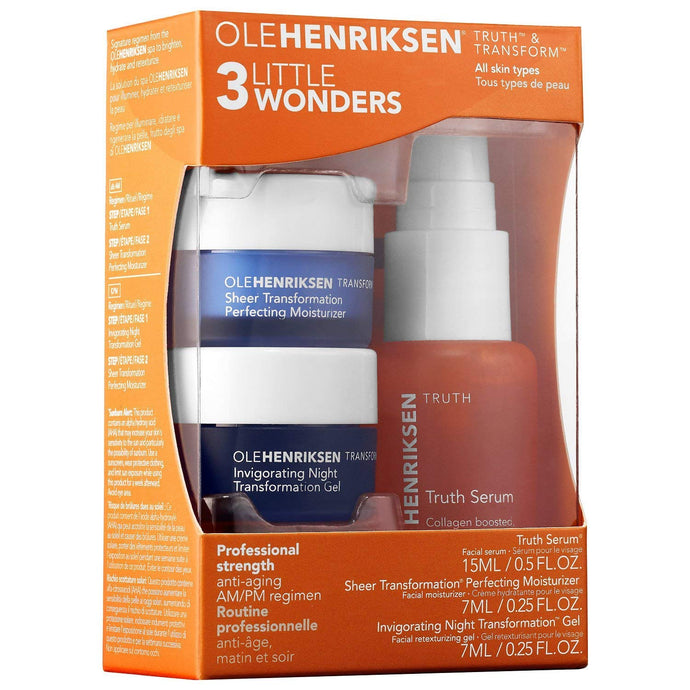 Ole Henriksen 3 Little Wonders Mini
