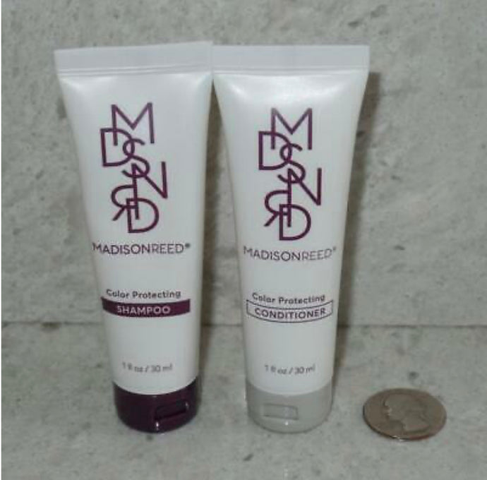 Madison Reed Color Protecting Mini Shampoo Bottle 1 Oz Each