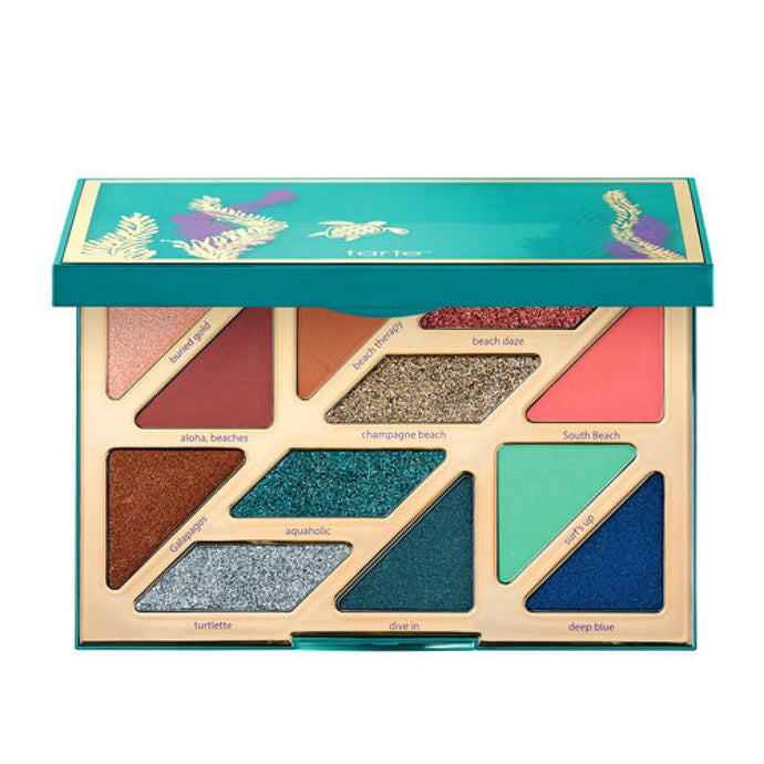 TARTE Rainforest Of The Sea™ High Tides & Good Vibes Eyeshadow Palette