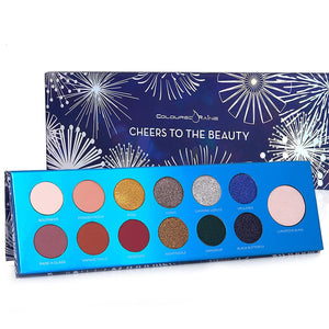 Coloured Raine Cheers To The Beauty Eyeshadow Palette