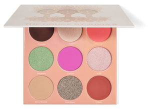 JUVIA'S PLACE THE DOUCE EYE SHADOW PALETTE