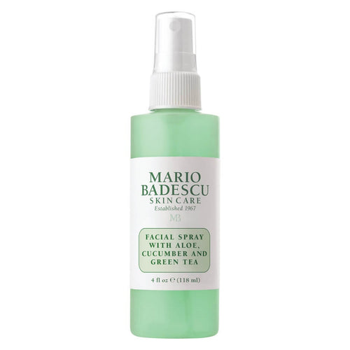 Mario Badescu Facial Spray with Aloe Cucumber and Green Tea 4 oz